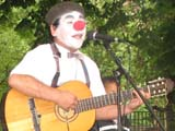 Weltfest 2006: Clown Pepino